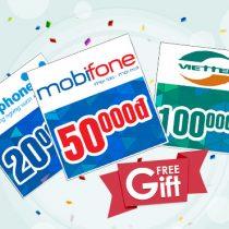 Thẻ cào điện thoại 300K