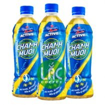 Nước chanh muối  Number 1 Active